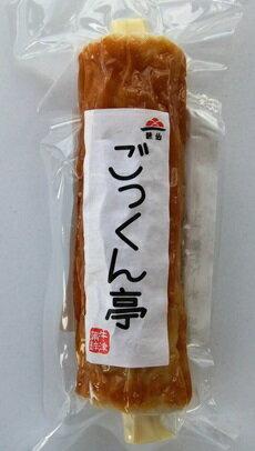 【牛津蒲鉾】ごっくん亭チーズ竹輪 1本入