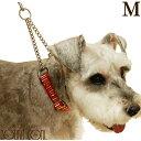 ハーフチョーク 中型犬 ASHU ステップハーフチョークM 幅1.5cm しつけ トレーニング 訓練に