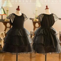 子供ドレス黒発表会結婚式