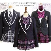 女の子スーツセットヒロミチ・ナカノHIROMICHINAKANO160・165cm七五三結婚式卒園式入学式にブラウススカートキュロットスカートネクタイジャケットリボンキッズ子供