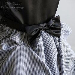 子供ドレス黒リボン