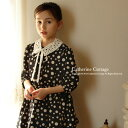 A sale! Charge account neckband dot one piece Catherine cottage child one piece kids casual casual race waterdrop dot kids are nostalgic