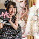 New pattern floral design one piece Flora English Rose series child formal dress [outing] [the entrance to school that is a graduate] [floral design] [dress] [entrance ceremony] [_ Kanto tomorrow for comfort] [_ Koshinnetsu tomorrow for comfort] [_ Hokuriku tomorrow for comfort] [_ Tokai tomorrow for comfort]