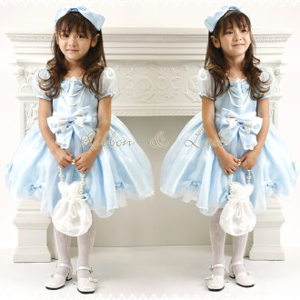 Princess Alice Lace Ribbon Dress[fs01gm]