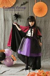 女の子ハロウィン衣装