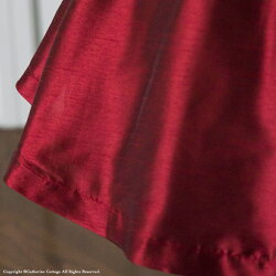 【子供ドレス】ベロアとパールリボンのシンプルドレス[子供服キッズフォーマル結婚式発表会女の子用子供ドレス子供フラワーガール子どもドレス衣装100110120130cm冬赤青グレー銀楽天通販]