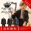 入学式 スーツ 男の子スーツ ショールジャケットスーツ6点セ...