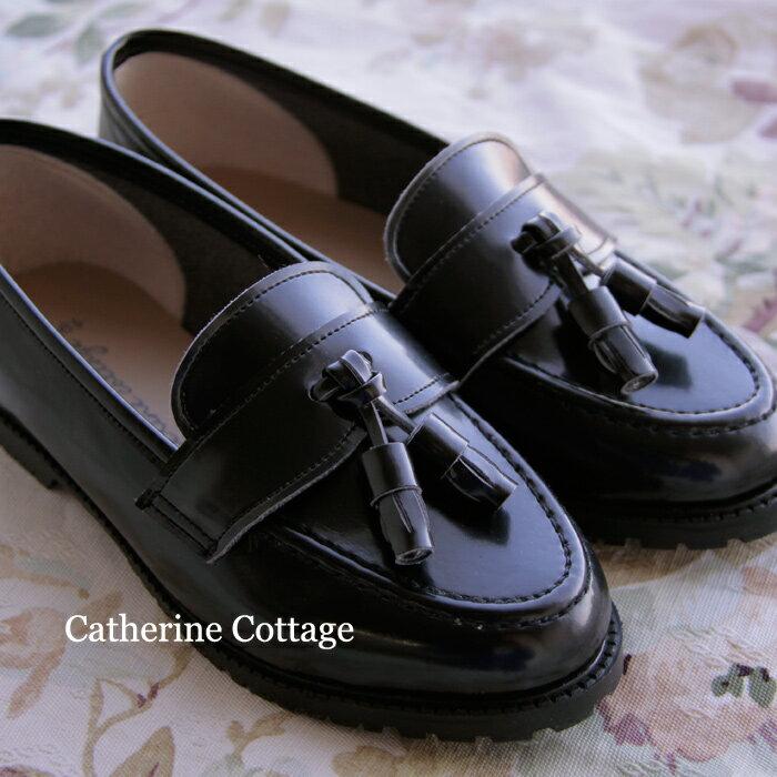(13-16cmのみ)在庫限り 子供靴 フォーマル 日本製 タッセル付きローファーフォーマ…...:catherine:10003358