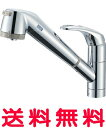【全品送料無料】三栄水栓[SANEI] シングル浄水器付ワンホールスプレー混合栓【K87680TJV-13】【K87680TJV13】[新品]【RCP】