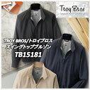 TROY BROS(トロイブロス)TB15181)スイングトップブルゾン