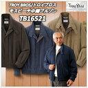 TROY BROS(トロイブロス)TB16521)モスピーチ中綿ブルゾン