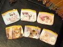猫スクエアポーチ 全6種 送料無料