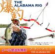 信頼のI sportarten製アメリカで爆釣し日本で話題沸騰!! アラバマリグ 圧倒的な集魚力を誇ります!!