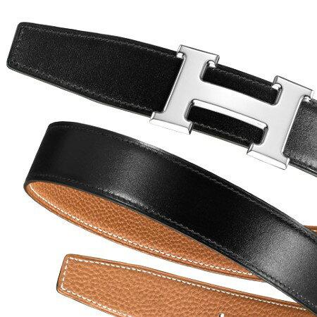 silver hermes belt buckle