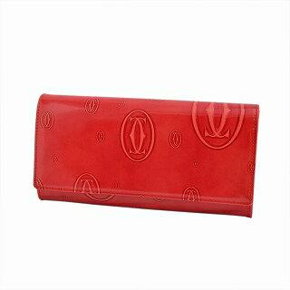 カルティエ Cartier L3001252 二つ折り 長財布 HAPPY BIRTHDAY【r】【新品/未使用/正規品】 【送料無料】