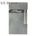エス・テ・デュポン エス・ティー・デュポン【S.T.Dupont】ガスライター ライター 喫煙具 ライン2 016184 高級 メンズ 男性のプレゼントに【ST.Dupont】シルバー 1.5mm