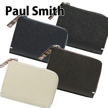 ポールスミスPaulSmithコインケースメンズ小銭入れカードケースジップストローグレイPSK862ポールスミスPaulSmithコインケースメンズ小銭入れカードケースジップストローグレイPSK862