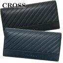 クロス CROSS 財布 長財布 メンズ 二つ折り レザー AC-178370