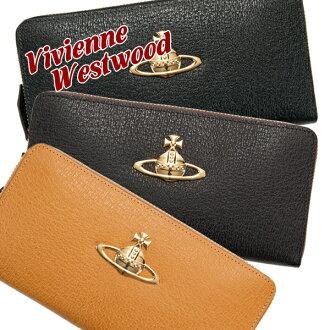 Vivienne Westwood (VivienneWestwood) wallets purses women's zip EXECUTIVE ORB 3118C9A
