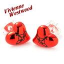 ヴィヴィアンウエストウッド Vivienne Westwood ピアス レディース HEART STUD EARRINGS ニューハート レッド BE171/24送料無料 新品 ヴィヴィアンウエストウッド Vivienne Westwood ピアス レディース HEART STUD EARRINGS ニューハート レッド BE171 24 正規品 クリスマス 彼氏 彼女 男性 女性 ギフト 2017 ブランド品