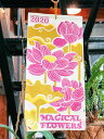チャイハネ 公式 《【2020年カレンダー】FLOWERS》...