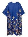 【SALE】チャイハネ 公式 《ソフワンピース》 エスニック アジアン ファッション ワンピース IAC-0414
