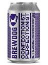 <濃厚な甘みでまったり!> ブリュードッグ コンフェクショニストパーフェクショニスト マシュマロ デザート スタウト (缶) 6.0% 330ml