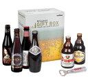 【 送料無料!】ベルギービール 飲み比べ 6本セット (栓抜付) 【のし対応可】