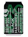 ブリュードッグ ブラックハマー ブラック IPA 7.2% 330ml