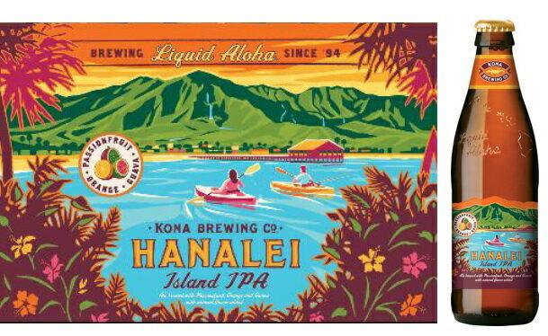 コナビール ハナレイ IPA (フルーツIPA) 4.5% 355ml