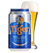【ケース販売】【送料無料!】 タイガー ラガービール 缶タイプ (330ml×24本)