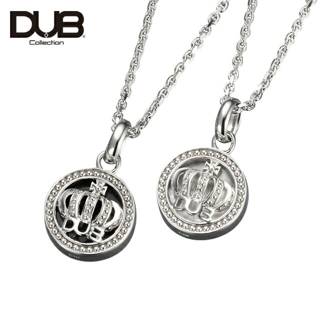 【DUBCollection│ダブコレクション】CrownShellPairNecklace|DUBj,308,pair【ペア】