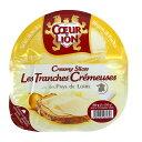ショッピングコストコ クールドリヨン クリーミースライスチーズ 250g×2 (白カビタイプ) COEUR DE LION SLCD