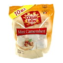 COEUR DE LION ミニ カマンベール ナチュラルチーズ 10個 250g