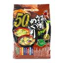 ショッピングコストコ ひかり味噌 産地のみそ汁めぐり 50食 Instant Miso Soup Variety