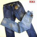 ショッピング比較 ROKX ロックス ストレッチデニム ファティーグパンツ クライミングパンツ DENIM FATIGUE PANTS RXMS191008/S・M・L・XL