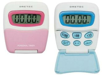 DRETEC ( ドリテック ) personal timer T-131 / timer / kitchen timer / kitchen / / countdown / featured / gift / convenience goods