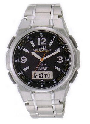 CITIZEN citizen watch co., Ltd. Q & Q watches Q & Q コンビネーションウォッチ MCS5-205
