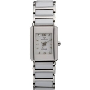 It is TECHNOS quartz Lady's TAL742TW テクノス /TECHNOS/ watch / clock / watch / men / office (as for the collect on delivery separately the postage)