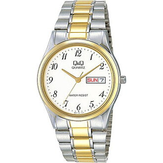 Citizen watch co., Ltd. Q & Q watch Q & Q watch BB16A404 mens