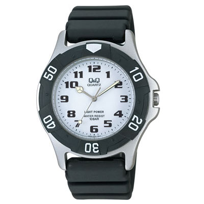 Bill pulled non-shipping citizen watch co., Ltd. Q & Q watch Q & Q watch solar light power H950J003.