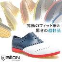 BiiON[バイオン]ゴルフシューズ SADDLES(BS-1201)