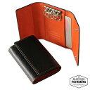 キーケース フォータビト 鍵 キーホルダー キー メンズ レディース 本革 カードケース イタリア革 レザー 名入れ 皮 ギフト 父の日 クリスマス ギフト For-Tabito Cカンパニー シーカンパニー 5Y Yep_10