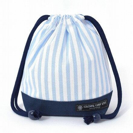巾着袋子供用小コップ入れコップ袋巾着コップ入れ巾着袋小保育園コップ袋幼稚園入園準備ベーシックストライ