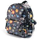 子どもリュック 太陽系惑星とコスモプラネタリウム(ブラック)...