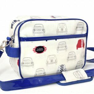 バッグ・キッズショルダーバッグ ドライブ フレンチ スクール ショルダーバッグ