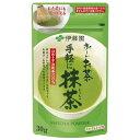 水, 飲料 - 手軽に抹茶 30g 茶(京都府)Matcha おーいお茶 伊藤園