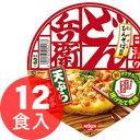 【日清食品 どん兵衛 天ぷらそば [西] 12食入り】※ご注文後、発送迄に10日〜頂いております。nissin どんべい どんべー【sybp】【w4】