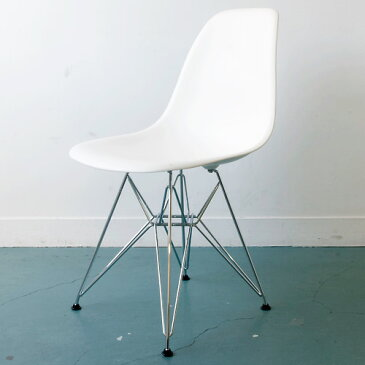HM_E1-2 Herman Miller ハーマンミラー Eames Shell Side Chairs イームズシェルサイドチェア DSR/ホワイト DSR.47ZFE8【送料無料】_dp05