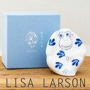 Lisa Larson(リサ・ラーソン)おもうさる(置物)LL928 波佐見焼 JAPANSERIES/北欧雑貨 干支